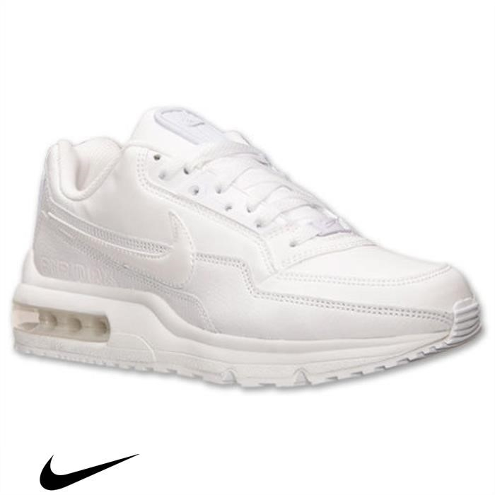Nike Air Max LTD Running Shoes White / Shoes White White Mens NI Terrific CDHLRSTUVY